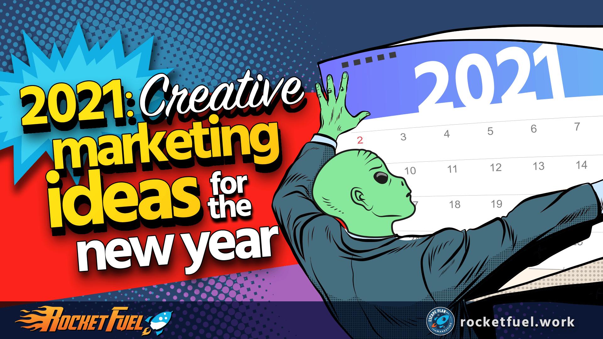 New Year's Marketing Ideas