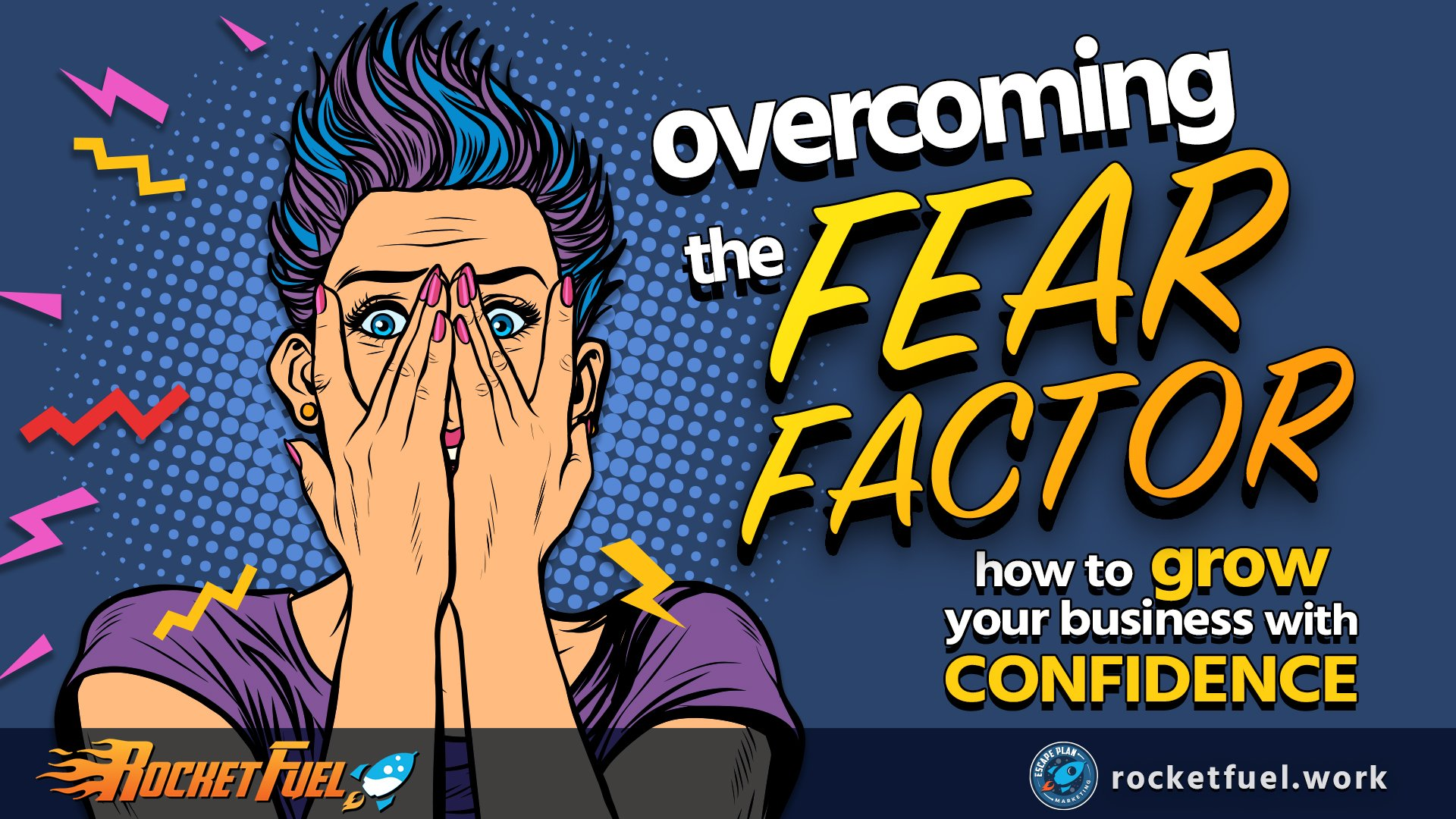 Overcoming Business Anxiety